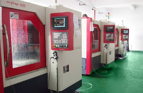 Reflying tooling equipment CNC
