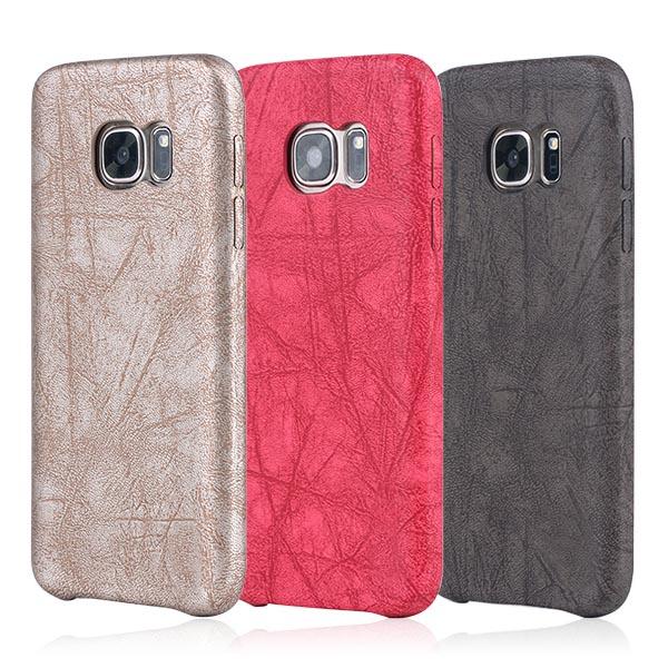 Samsung S7 Irregular lines case-Carbon Fibre