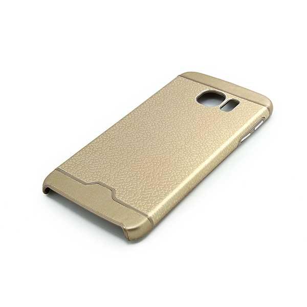 Samsung S7 Python Skin TPU Case-Golden